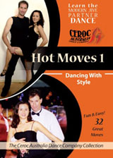 Hot Moves DVD