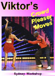 Viktor's Crowd Pleaser Moves DVD