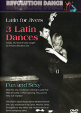 Latin for Jivers DVD